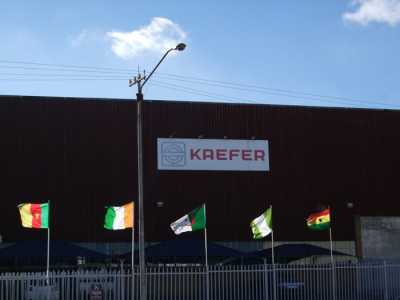 KAEFER head office in Johannesburg